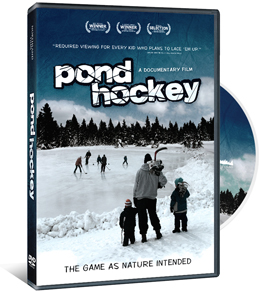 Pond Hockey DVD
